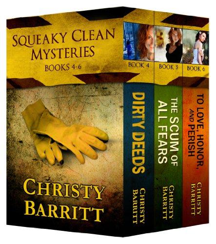 Bargain eBook - Squeaky Clean Mysteries Book Bundle