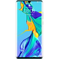 Huawei P30 Pro Smartphone, 256 GB 6.47 Inch OLED Display Smartphone with Leica Quad AI Camera, 8GB RAM, EMUI 9.1.0 Sim-Free Android Mobile Phone, Aurora