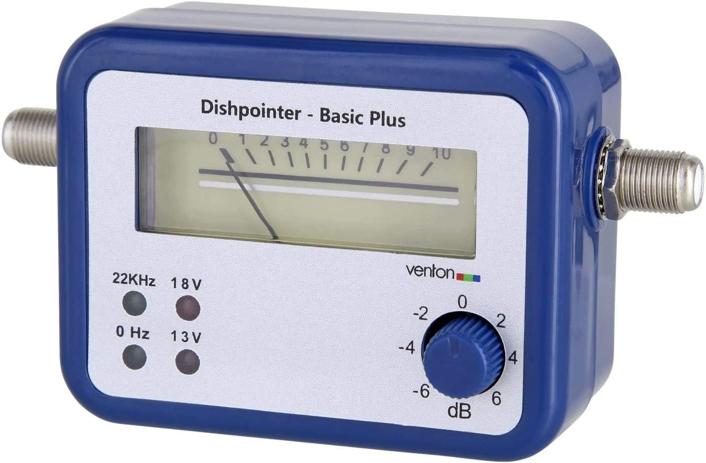 Venton Dishpointer, Basic Pro localizador de señal satélite