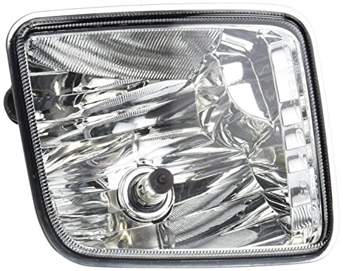 OE Replacement Mercury Mariner Driver Side Fog Light Lens/Housing (Partslink Number FO2594103)