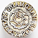 Graceful Rose Soap Stamp Soapmaking Stamp D2