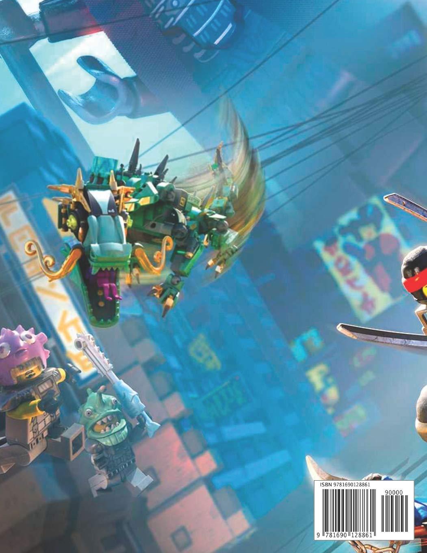 Amazon.com: LEGO NINJAGO JUMBO Coloring Book: 59 Exclusive ...