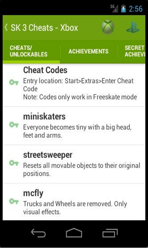 Amazon.com: <b>Cheats</b> For <b>Skate 3</b>, 2 and 1: Appstore for Android
