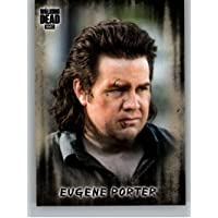 2018 Topps Walking Dead Hunters and the Hunted Short Print Variation #11 Eugene Porter SP Short Print Official AMC Series Trading Card