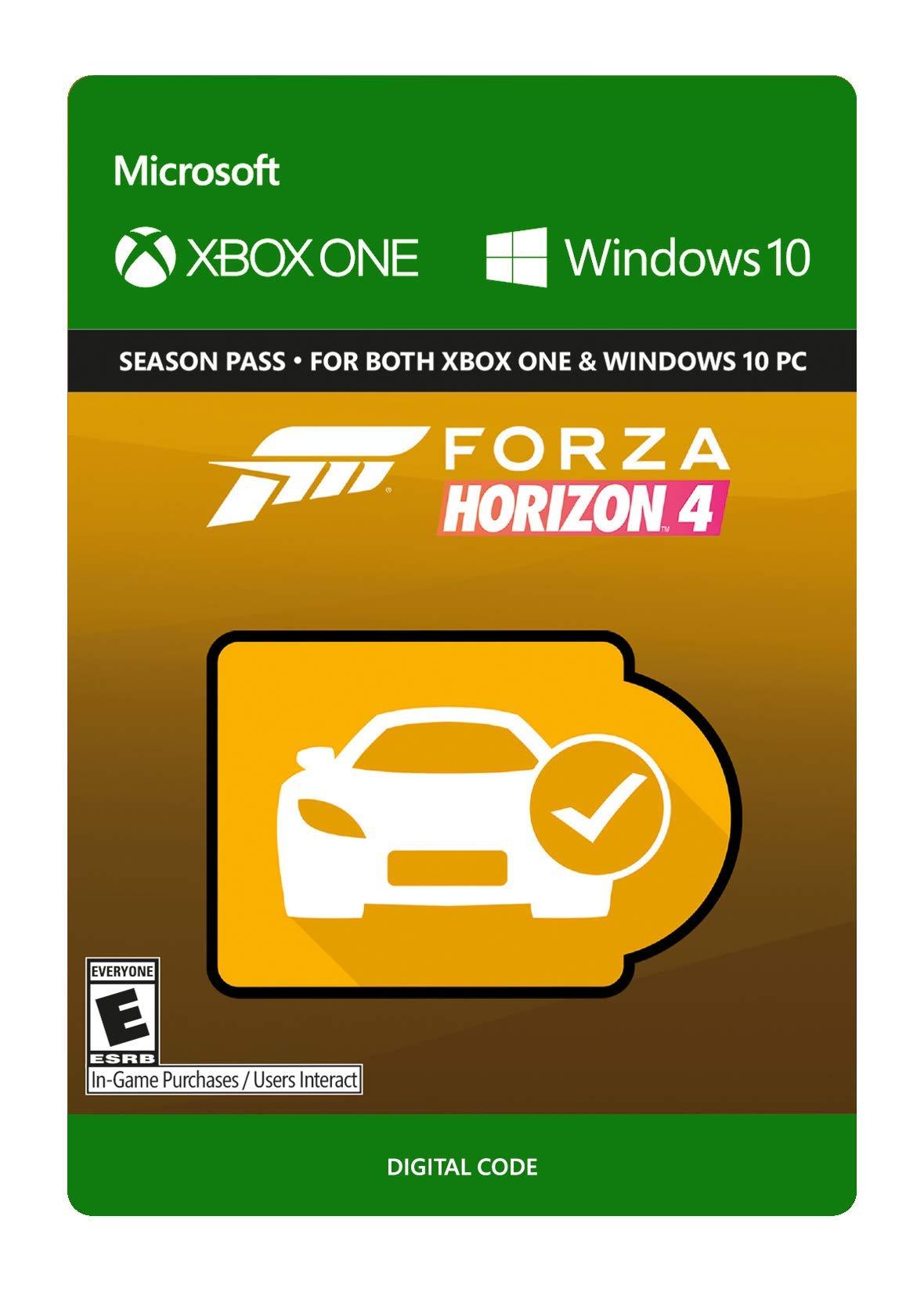 Forza Horizon 4: Car Pass - Xbox One [Digital Code] - Toys