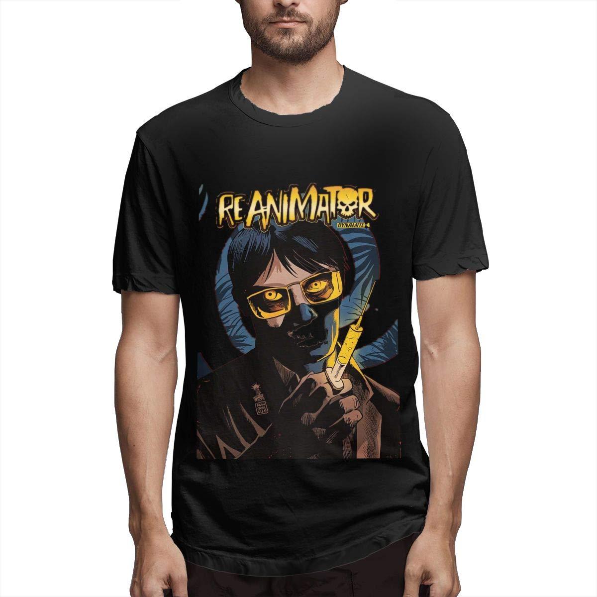 Lihehen Re Animator Round Neck Tees Shirts