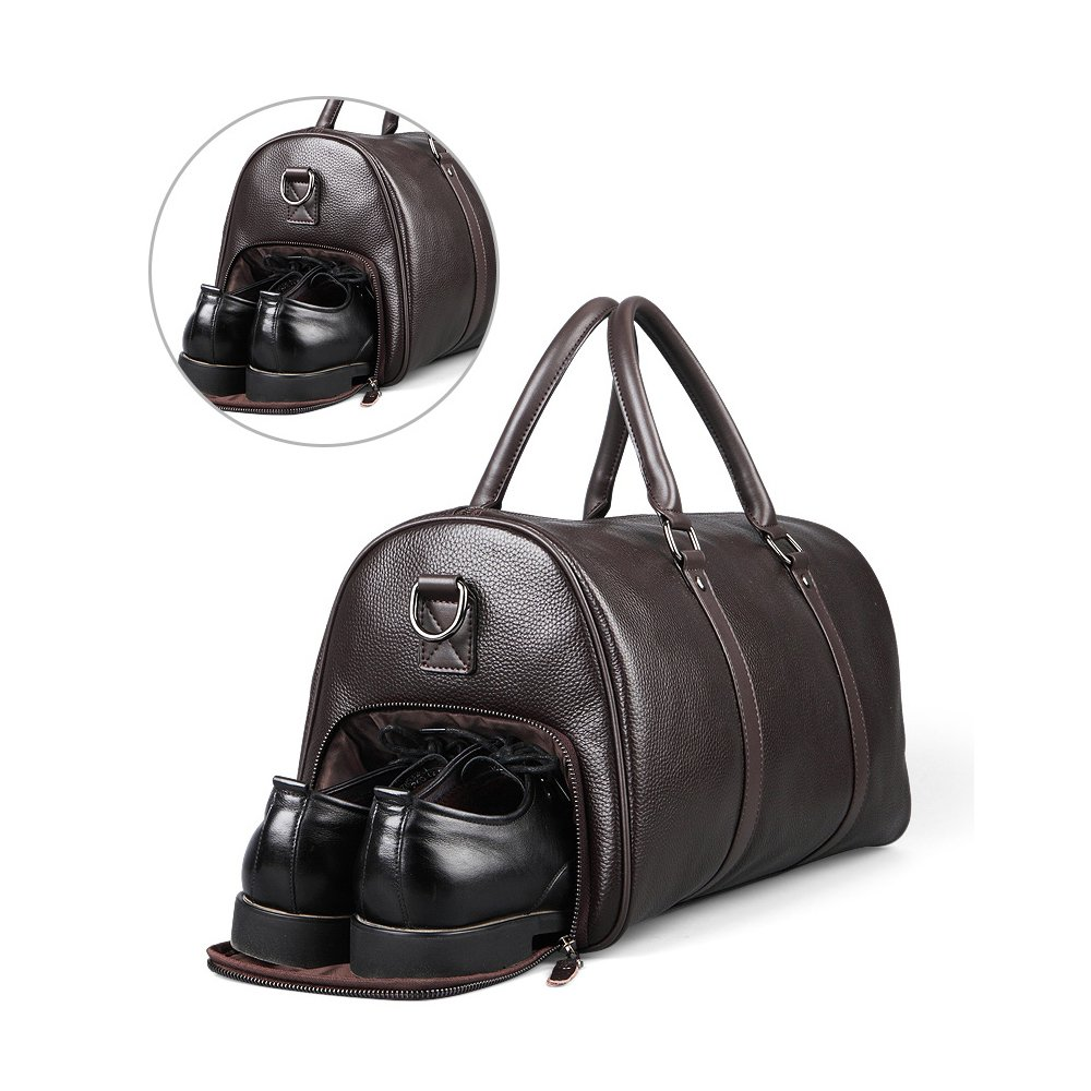 Mens Leather Duffle Bags Uk   ReGreen Springfield f0f936a6b1