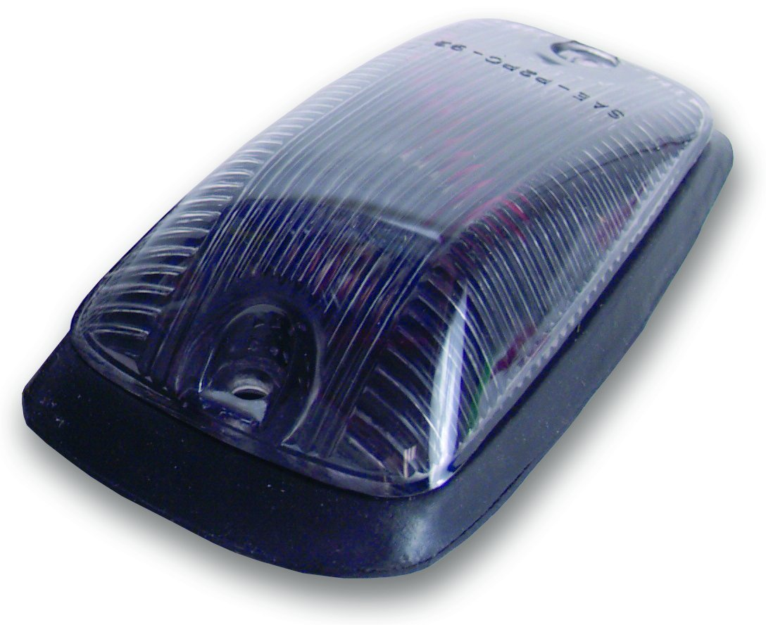 Pacer Performance 20-220SS Hi-Five Smoke Chevy Style Single Cab Roof Side-Light
