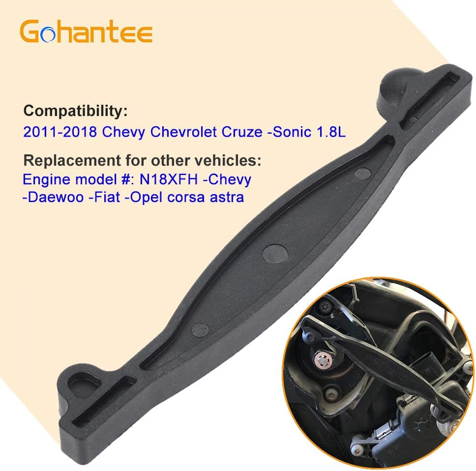 55570283 Intake Manifold Tuning Valve Runner Arm Compatible with Chevrolet Sonic Cruze 1.8L
