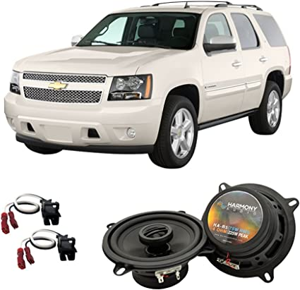 Fits Chevy Suburban 2007-2014 Front Door Replacement Harmony HA-R65 Speakers