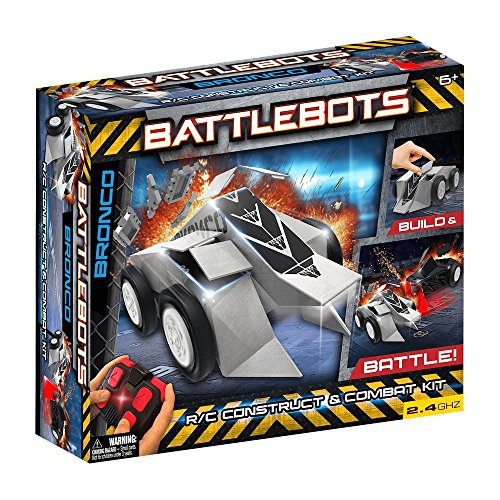 Battlebots Bronco Remote Control Vehicle Single Pack
