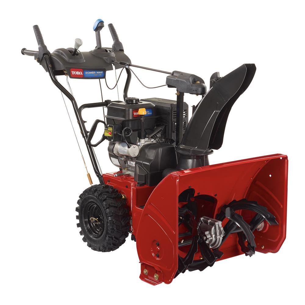 Toro 37793 Power Max 824 OE 24 in. Two-Stage Electric Start Gas Snow Blower by Toro (Image #1)