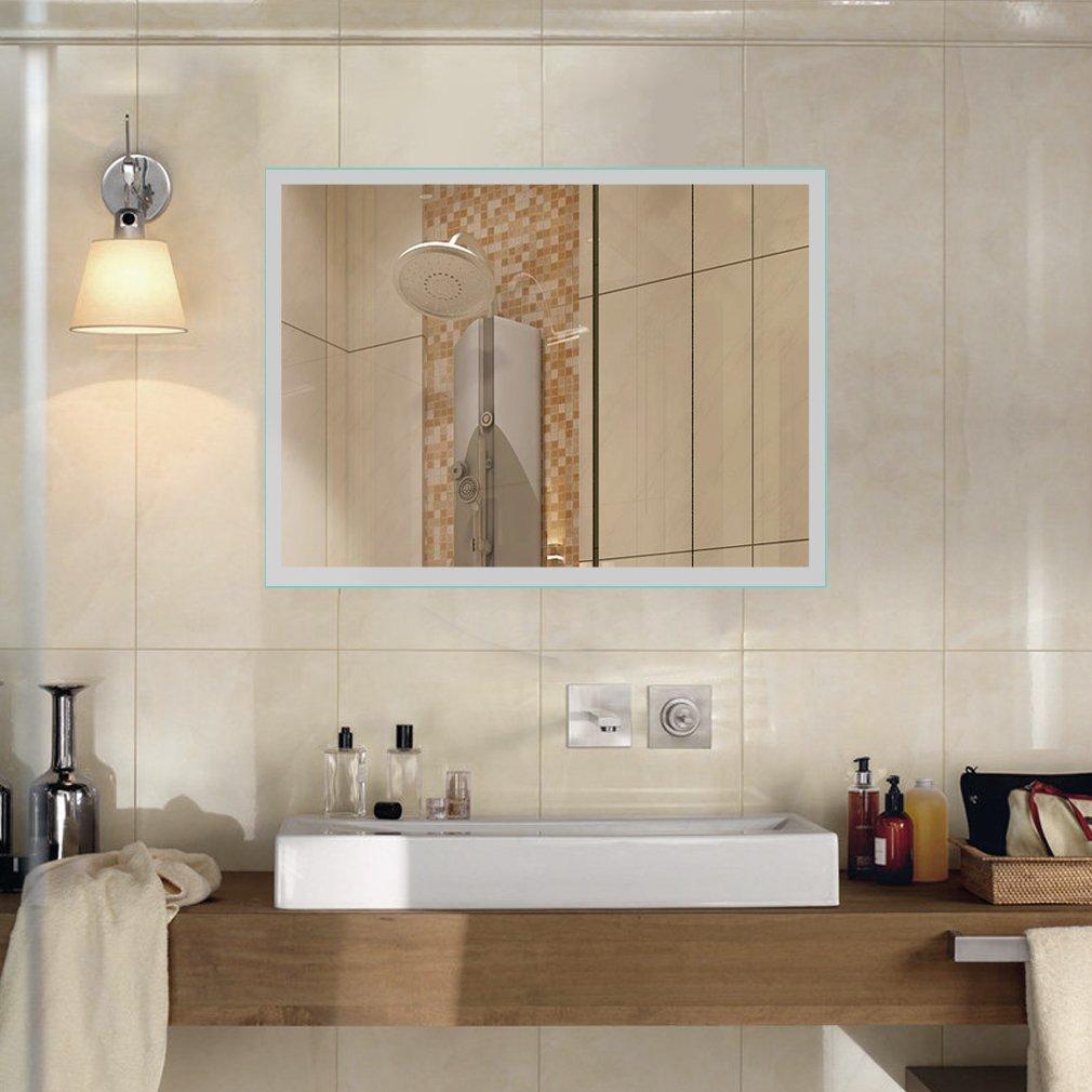 Couleur Peinture Salle De Bain Moderne ~ Anten Miroir Led Lampe De Miroir Clairage Salle De Bain Miroir
