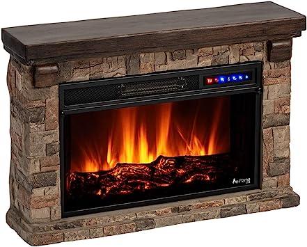 Amazon Com E Flame Usa Telluride Led Electric Fireplace Stove