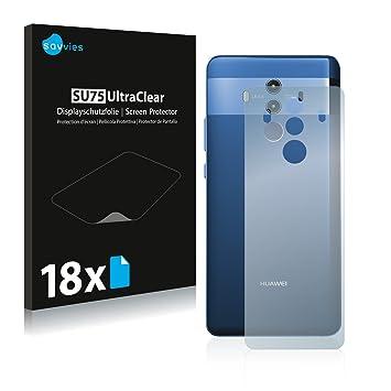 savvies Protector Pantalla Compatible con Huawei Mate 10 Pro ...