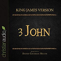 The Holy Bible in Audio - King James Version: 3 John