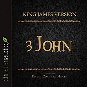 The Holy Bible in Audio - King James Version: 3 John Audiobook