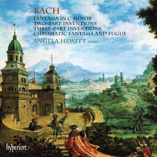 Bach, J.S.: Fantasia, 2 & 3-part Inventions by HYPERION