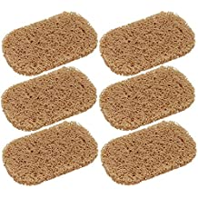 S&T Bar Soap Saver, 6-Pack (Taupe)