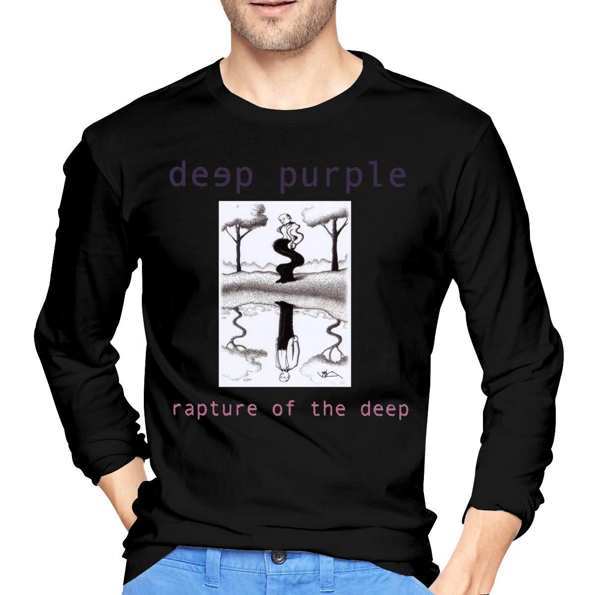 Deep Purple Rapture Of The Deep Man Sports Design Shirts