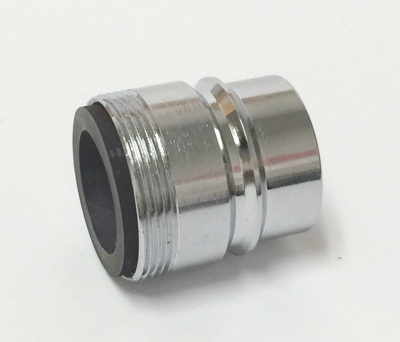 Plumb Pak Faucet Aerator for Dishwasher, Chrome, PP28009