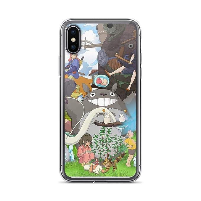 coque iphone xs max totoro