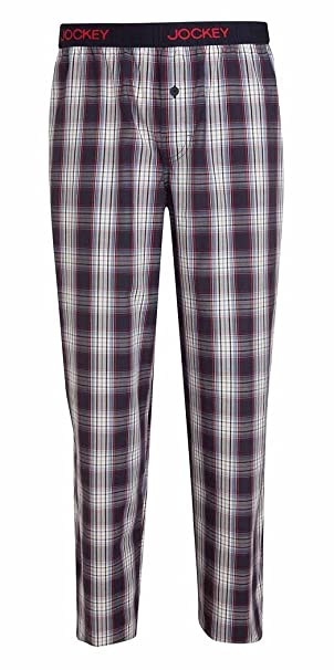Jockey - Pantalón de pijama - para hombre stonewash night Small