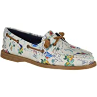 Sperry Womens Authentic Original Map Boat Shoe