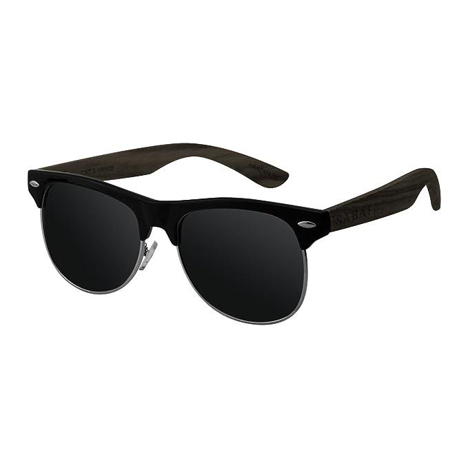 SABAI Brisa - Gafas de Sol Polarizadas lente Negra