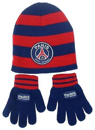 Bonnet enfant PSG gant paris saint germain Neymar Article sous licence  officielle 5e3640afaad