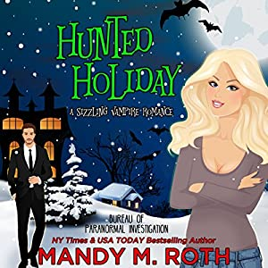 Hunted Holiday Audiobook