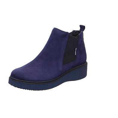 64c34df3aeb Mephisto women's boots Emie 12297 blue 561826: Amazon.co.uk: Shoes ...