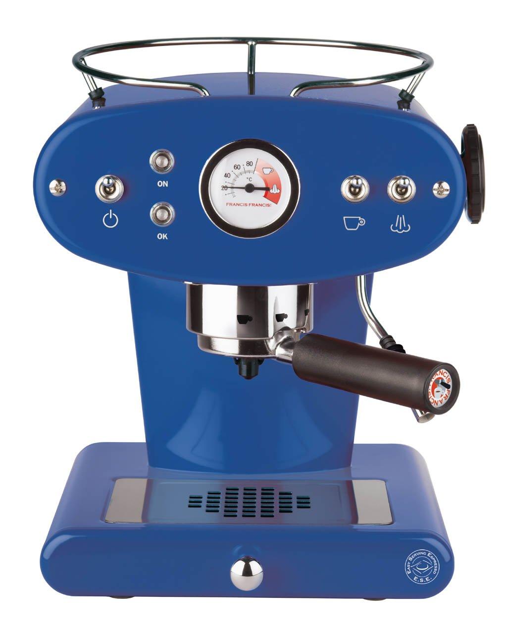 Illy FrancisFrancis! 6147 X1 Trio - Cafetera espresso, color ...