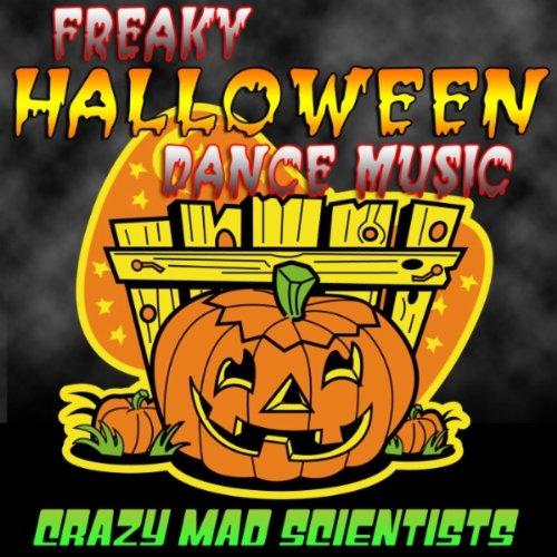 Halloween Freak Dance Jam Pumpkins -