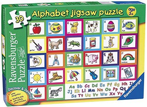 Ravensburger Alphabet 30 Piece Puzzle ()