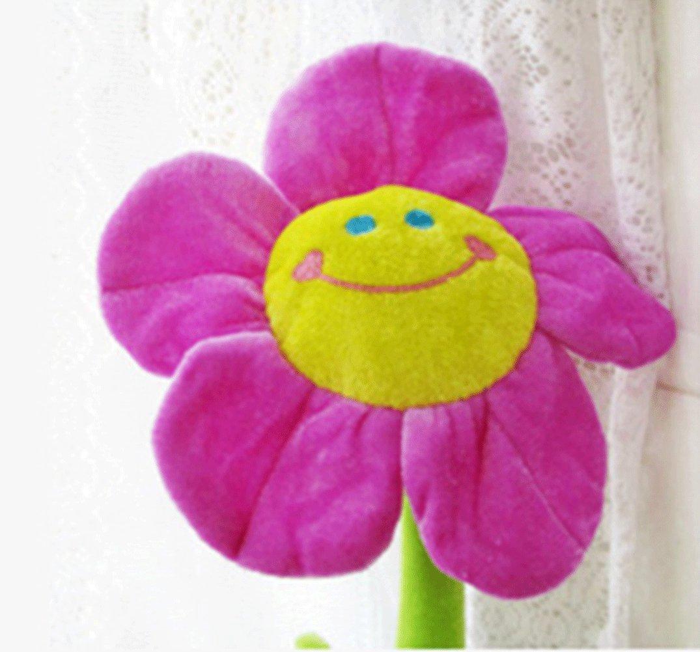 Amazon 26 super cute sun flower plush daisy flowers with amazon 26 super cute sun flower plush daisy flowers with bendable stems big smile face flower creative stuffed plush toy 65cm pink sunflower izmirmasajfo