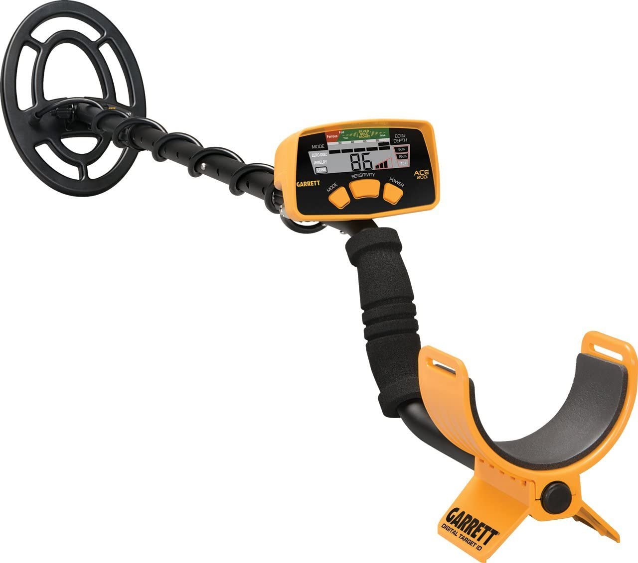 GARRETT ACE 200i - Detector de metales: Amazon.es: Bricolaje y herramientas