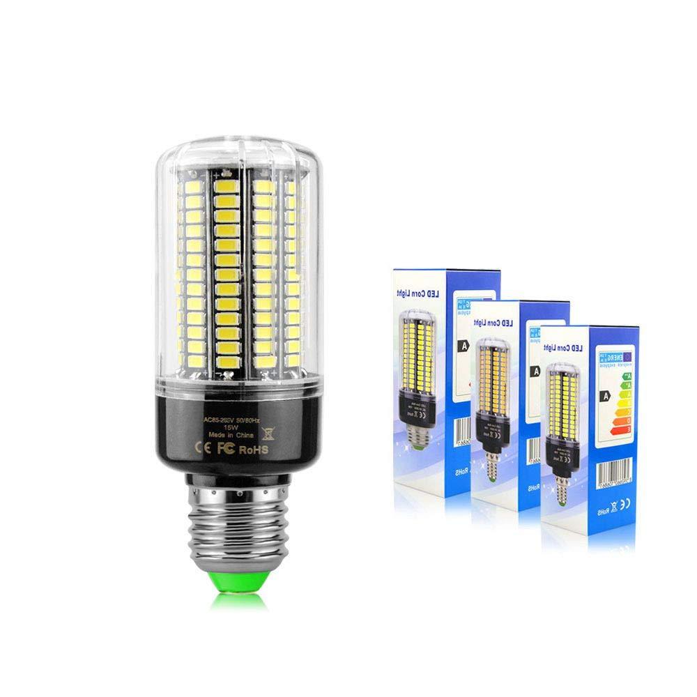 GGSSYY-JNDP 2pcs Smd Luminous Flux More Higher Than 5730 5733 Led Corn Bulb Lamp 3.5W 5W 7W 8W 12W 15W Ac85V-265V No Flicker Spot Light