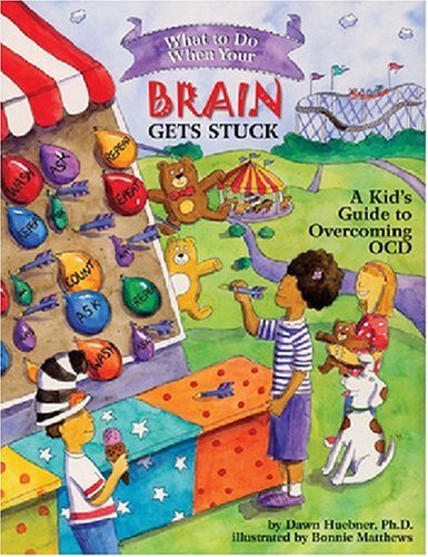 What to Do When Your Brain Gets Stuck: A Kid