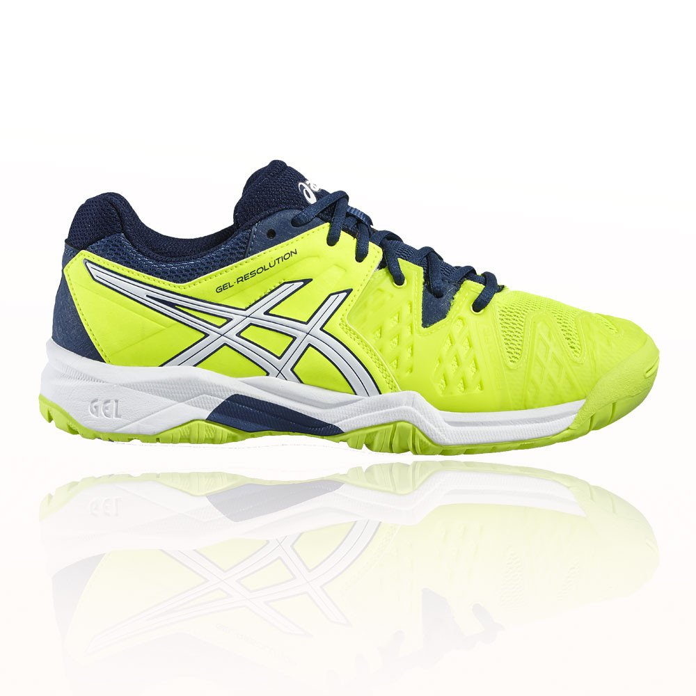 Chaussures Junior Asics Gel-resolution 6 Gs: Amazon.es: Deportes y aire libre