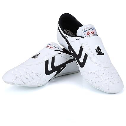Zapatos de Taekwondo, Zapatos Antideslizantes de Artes Marciales, Artes Marciales Zapatilla de Deporte de