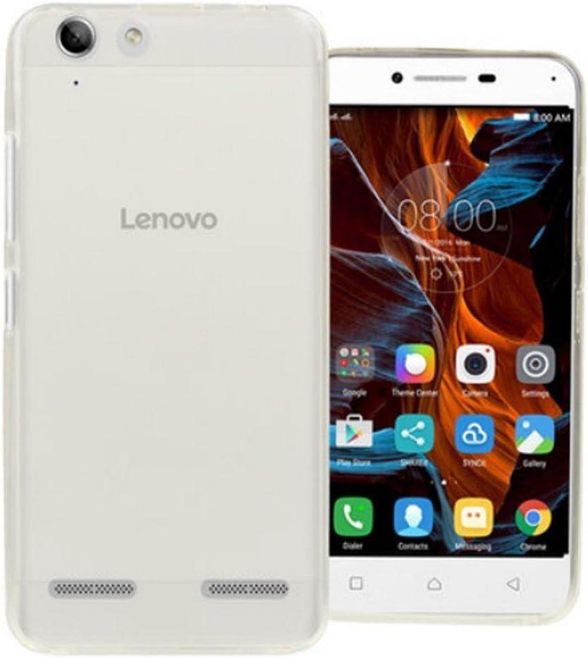 Tumundosmartphone Funda Gel TPU para Lenovo K5 Color Transparente: Amazon.es: Electrónica