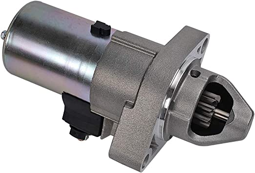 IRONTREE 17960 Professional New Starter Compatible with Honda Accord Civic CR-V Element 2.0L 2.4L L4 Engine Acura CSX TSX OE Replacement #31200-RAA-A61 31200-RRA-A51 31200-RZA-A01