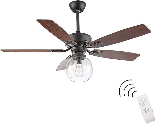 WINGBO 52″ Ceiling Fan