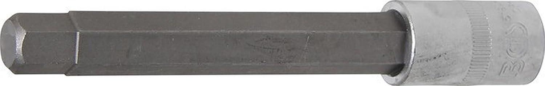 BGS 5184-H17 Bit-Einsatz 12,5 (1/2), Innen-6-kant, 17x55 mm, 17 x 55 mm