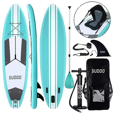 Tabla Hinchable de Paddle Surf + SUP Paddle Remo de ...