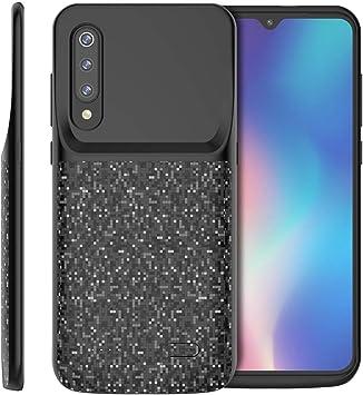 Xiaomi Mi 9 SE Funda Batería, 4700mAh Externa Funda Cargador ...