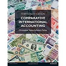 Comparative International Accounting (13th Edition)