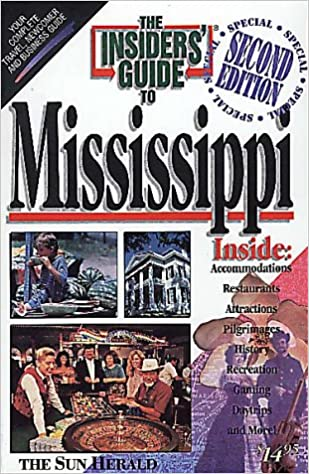 Read Insiders' Guide to Mississippi, 2nd PDF, azw (Kindle)