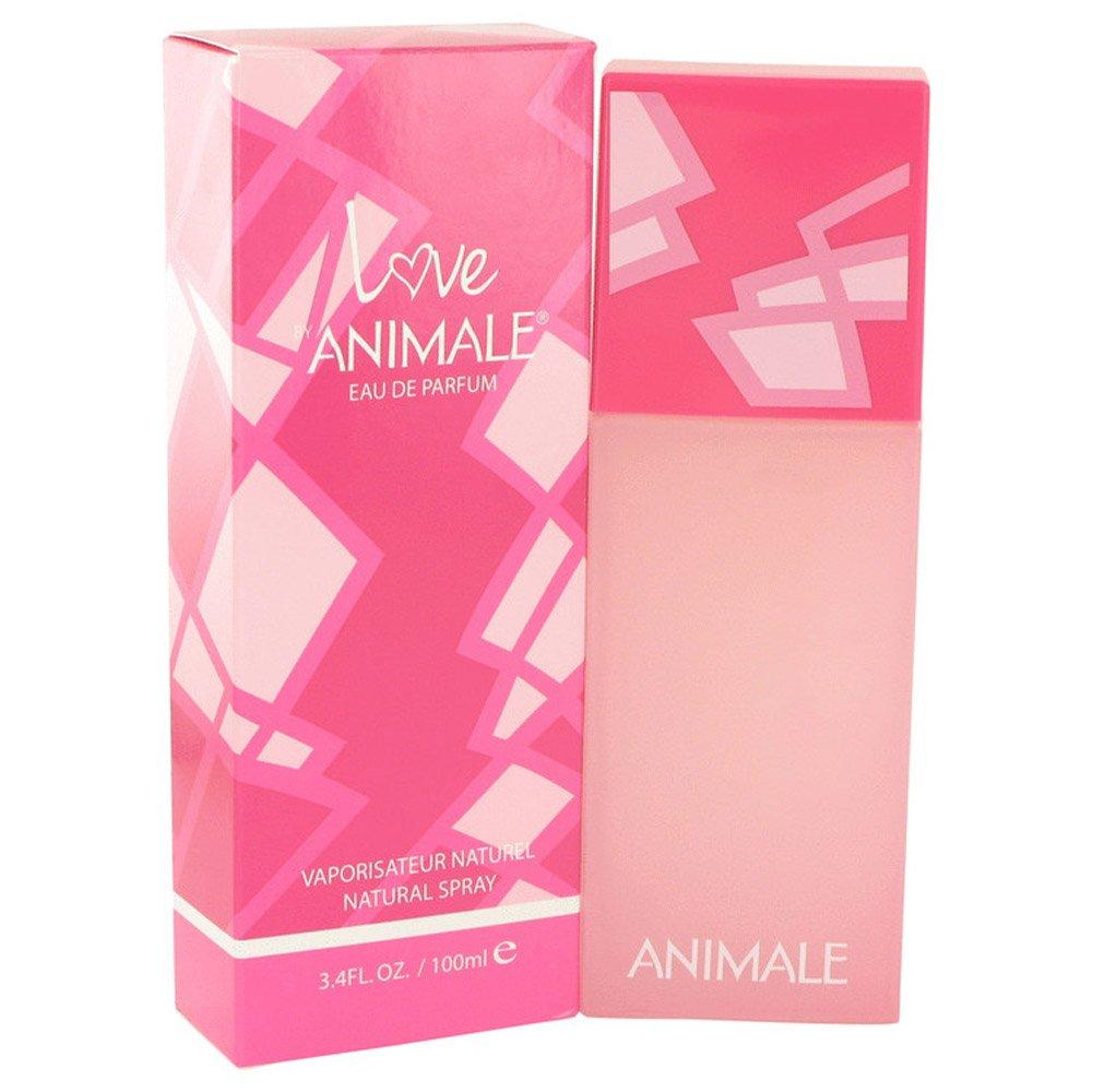 Perry Ellis Animale Love Eau De Parfum Spray for Women, 3.4-Ounce
